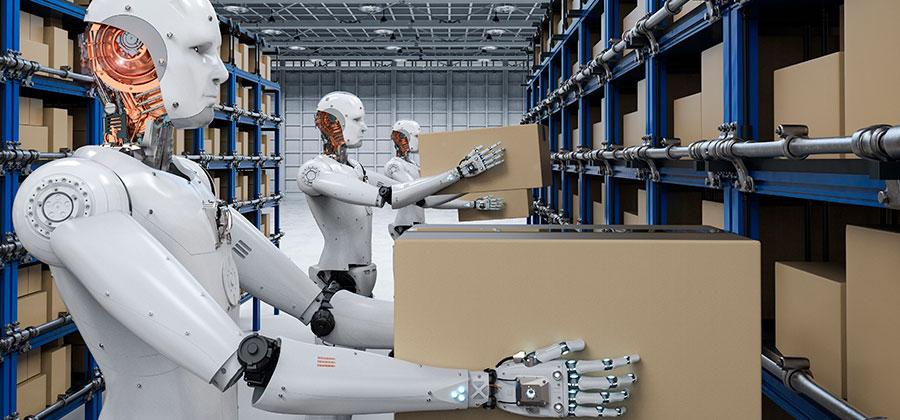 European Robots Versus Japanese Automatons Article Bnp Paribas
