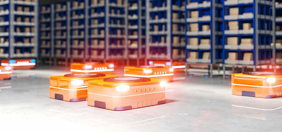 Logistics 4 0: the warehouse of the future | Article | BNP